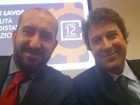 Matteo Inzaghi e Michele Tiraboschi