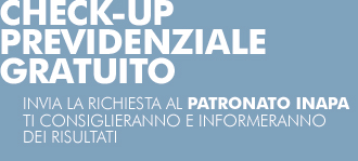 check-up previdenziale