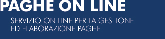 paghe online