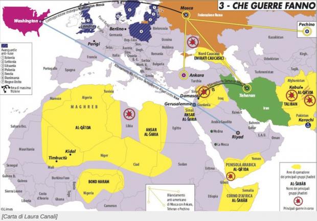 Siria crisi export