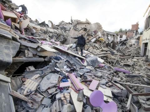 Solidarietà e supporto alle popolazioni colpite dal sisma