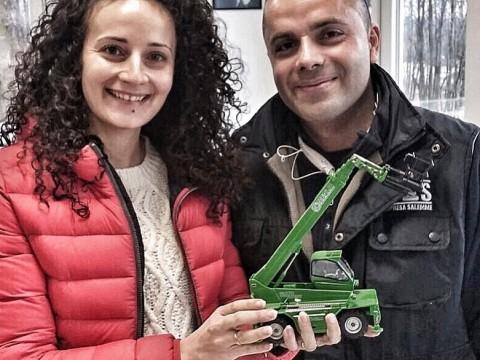 Sabrina e Giuseppe Salemme