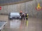 """>>>ANSA/MALTEMPO: ANCORA DISAGI IN LOMBARDIA,VARESE """"EVITARE LE AUTO"""""""