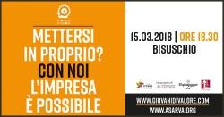 Mettersi in proprio? Con noi l'impresa è possibile @ Sala consiliare Comune di Bisuschio | Bisuschio | Lombardia | Italia