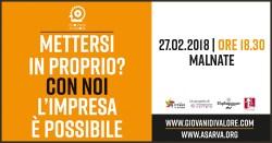 Mettersi in proprio? Con noi l'impresa è possibile @ Sala consiliare Comune di Malnate | Malnate | Lombardia | Italia