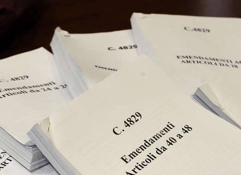 emendamenti