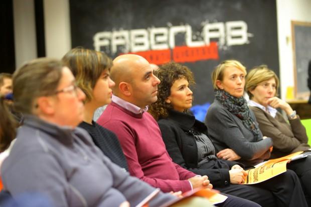 tradate - lorenzo fassina al faberlab