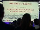 Convegno welfare Ubi Banca