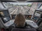 Thameslink zeigt Nahverkehr der Zukunft für London am Bahnhof Blackfriars / Thameslink showcases future of commuting at London Blackfriars