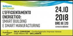 L'Efficientamento energertico @ CONFARTIGIANATO IMPRESE VARESE | Gallarate | Lombardia | Italia