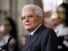 FILE PHOTO: Italian President Sergio Mattarella leaves at the end of his consultations at the Quirinale Palace in Rome, Italy, December 10, 2016. REUTERS/Alessandro Bianchi/File Photo