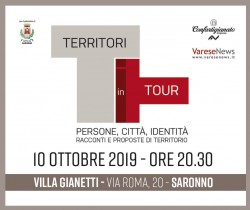 TERRITORI IN TOUR SARONNO @ Villa Gianetti