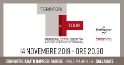 TERRITORI IN TOUR GALLARATE @ Sala Convegni Confartigianato Imprese Varese