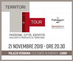 TERRITORI IN TOUR LUINO @ Palazzo Verbania