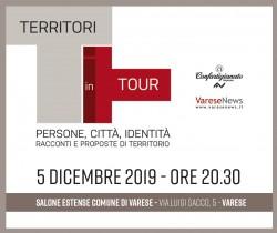 TERRITORI IN TOUR VARESE @ Sala Andrea Ville Ponti